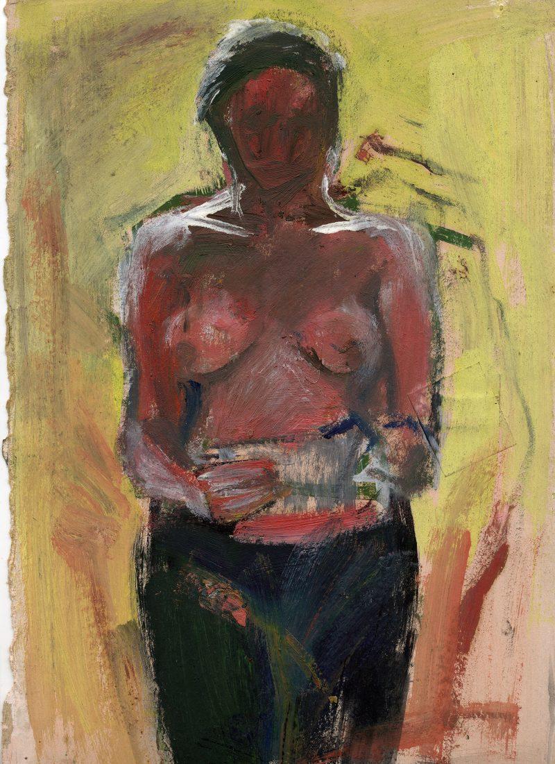 Naked figure 1