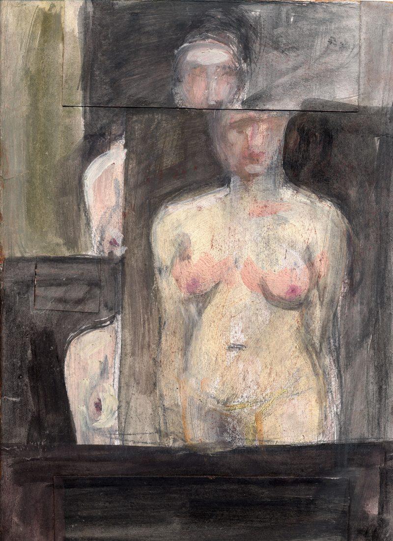 Naked figure 2